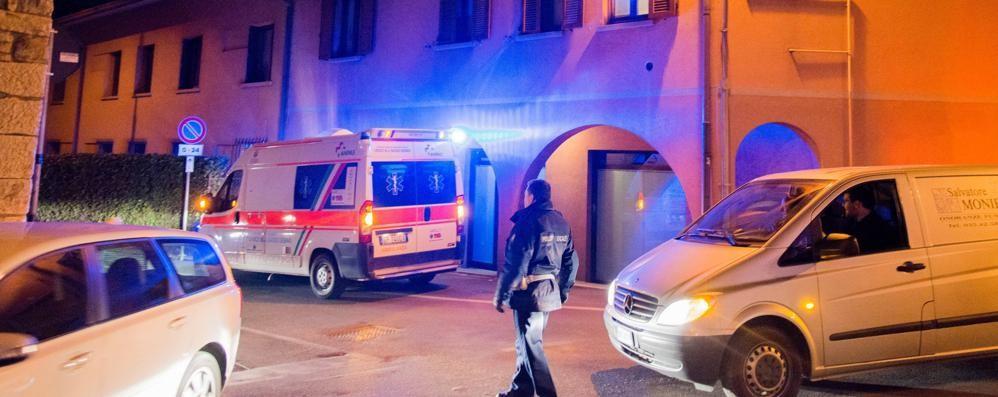 68enne trovato morto a Gorlago Si sospetta la caduta, ma è giallo