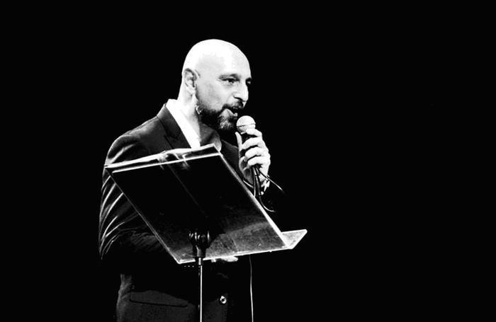 Tony Guerrieri; sopra Valentina Moro, vincitrice del concorso
