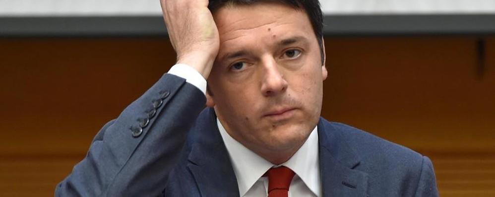 La doppia morale dell'Italia in panne