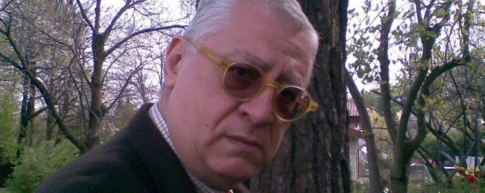 Hans Tuzzi torna a Bergamo Incontro sabato 17 gennaio