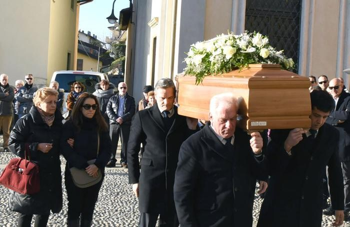 I funerali di Lorenzo Canini