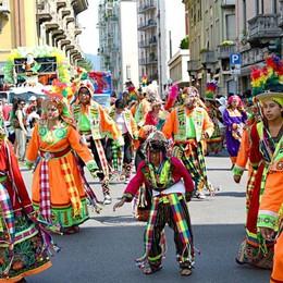 La sfida a colori dei Sudamericani