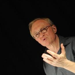 «Applausi a scena vuota» al Sociale Domenica c'è David Grossman
