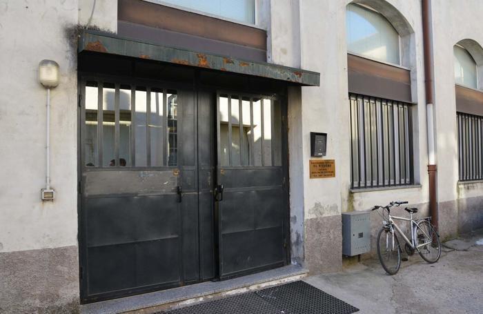 La sede del centro culturale islamico «El Badere» di Treviglio