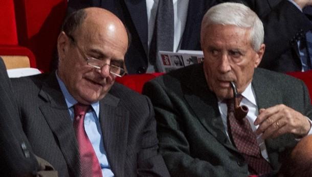 Colle: Bersani, nome pari a Prodi-Marini