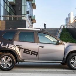 Dacia Duster Limited Edition Titan completa la serie