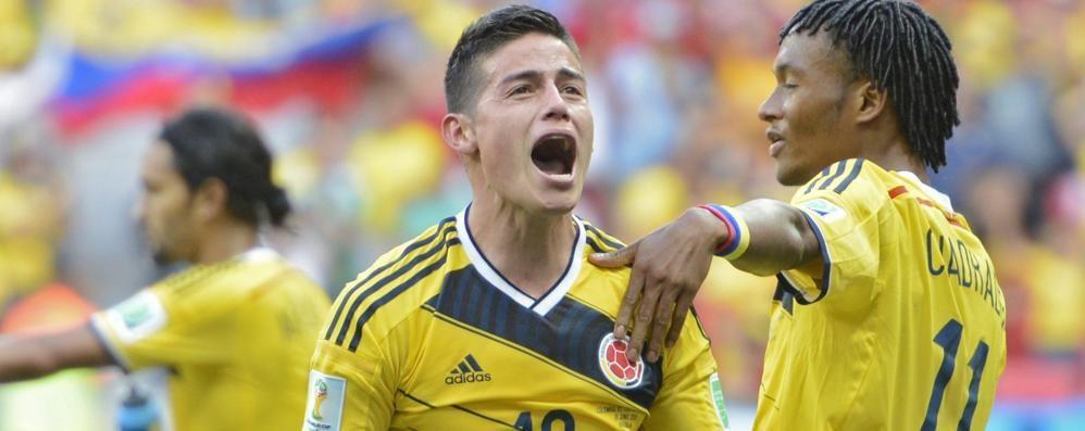 Lustratevi gli occhi e ammirate È di Rodriguez il goal dell'anno