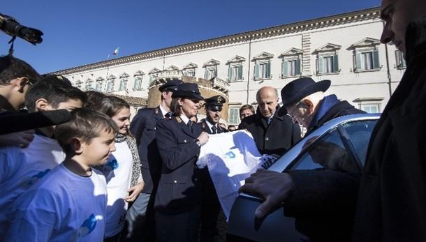 Napolitano, uniti in momenti difficili