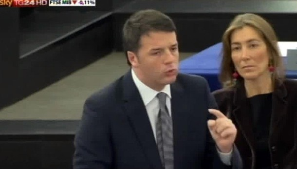 Renzi: Ue cambi o diventa fanalino coda
