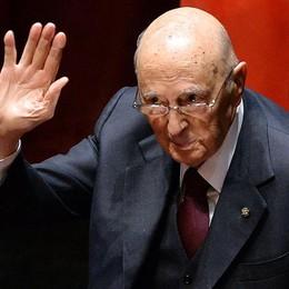 Napolitano si è dimesso Aperta la corsa alla successione
