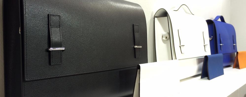 Pinetti,non solo cartoleria tra nuove borse e l'accessorio casa