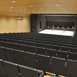 Treviglio, ecco la musica sinfonica Appuntamento nell'auditorium ex Upim