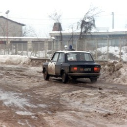 La polizia municipale a Seriate