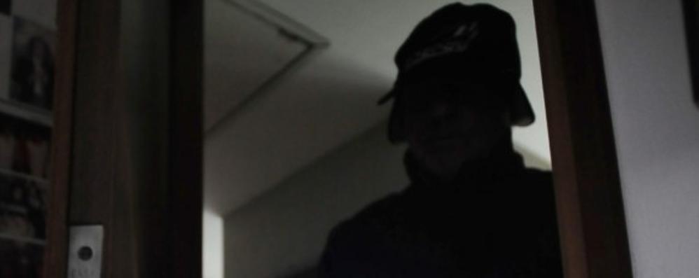 Ladri nella casa del defunto Ponteranica, scontro sulla sicurezza