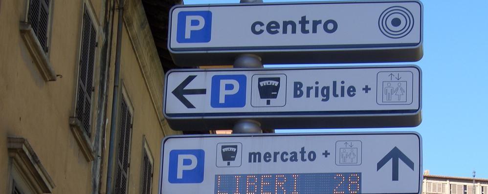 Parcheggi, ecco i pannelli informativi Verranno installati per l'estate