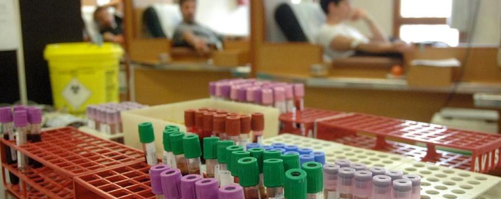 Sangue, l'Avis rinnova l'appello Gori, Rossi e Nicora donatori