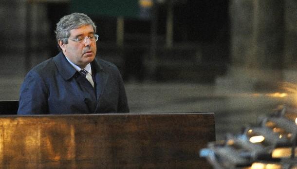 Cuffaro chiede grazia a capo dello Stato