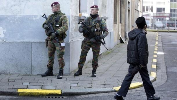 Fermato in Grecia mente cellula belga