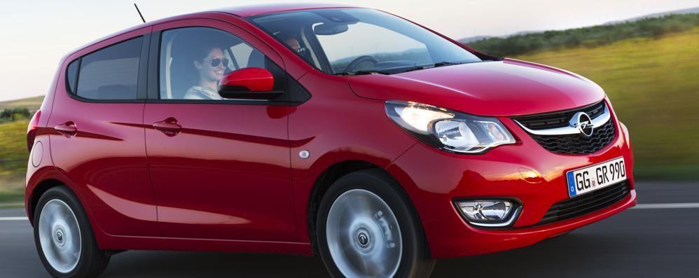 Karl, new entry Opel nel mondo delle city car