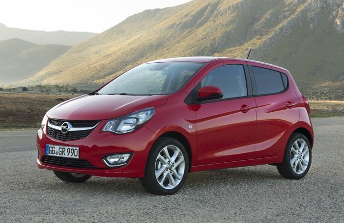 La nuova Opel Karl