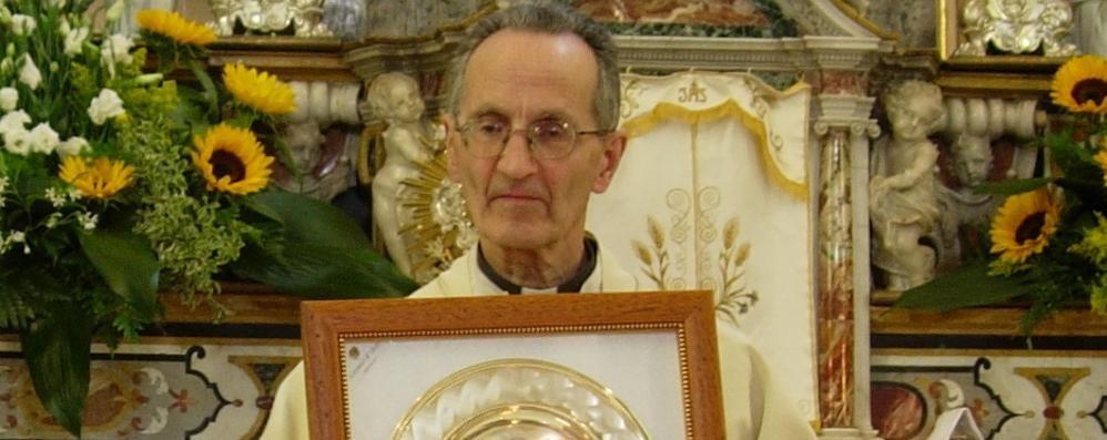 Songavazzo, è morto don Lorenzo Era la guida morale della comunità