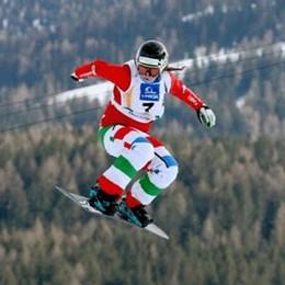 Moioli, un bronzo per ripartire È podio ai mondiali in Austria
