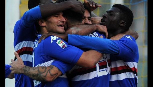 Serie A: vincono Samp e Fiorentina