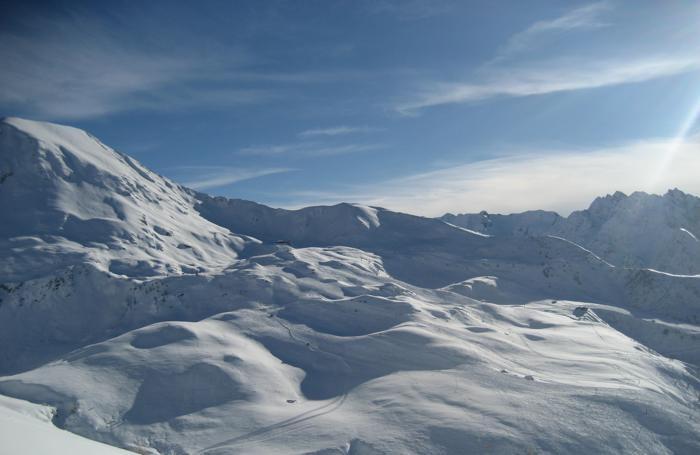 La neve a Foppolo