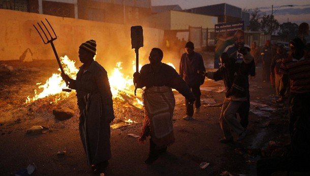 Charlie: 45 chiese bruciate nel Niger