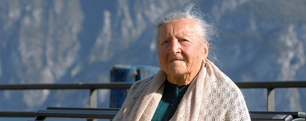 Margitì spegne 111 candeline La nonna record è bergamasca