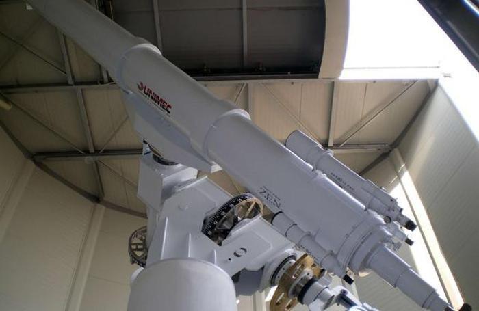 Il telescopio della Torre del Sole