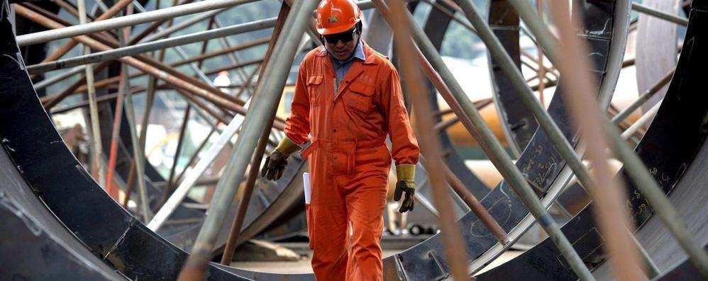 Tute blu Lombardia: 20mila licenziamenti  Fiom: stanno sparendo i metalmeccanici