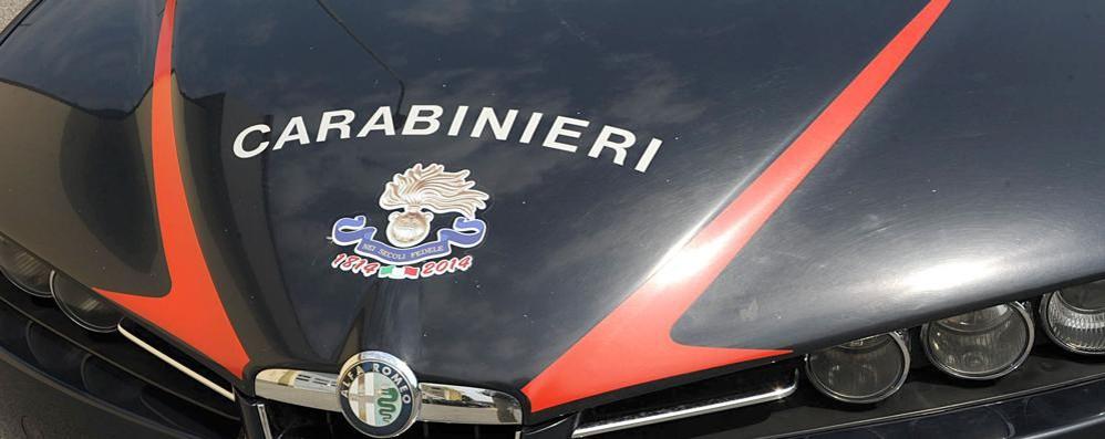 Cocaina nascosta nel reggiseno Arrestata coppia di Villa d'Ogna