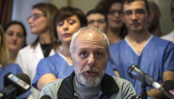 Ebola: Boldrini, contenta per medico