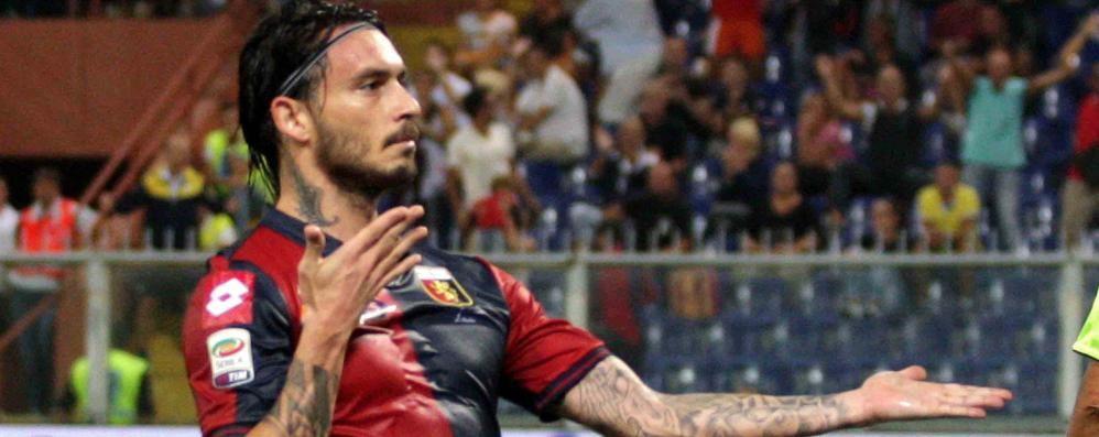 Genoa-Atalanta, notiziario Improbabile giochi Pinilla dal 1'
