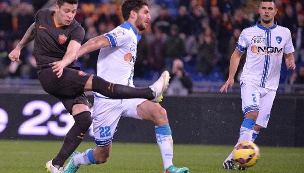 Coppa Italia: Roma ai quarti
