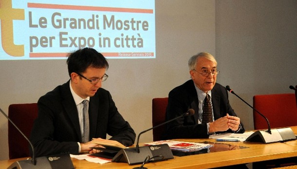 Expo: nel 2015 26 grandi mostre a Milano