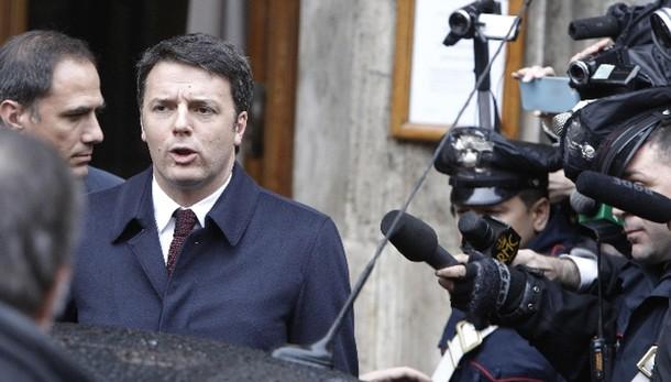 Renzi, nessuno tocca Credito cooperativo