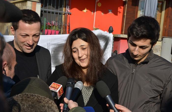 Vanessa Marzullo a Verdello