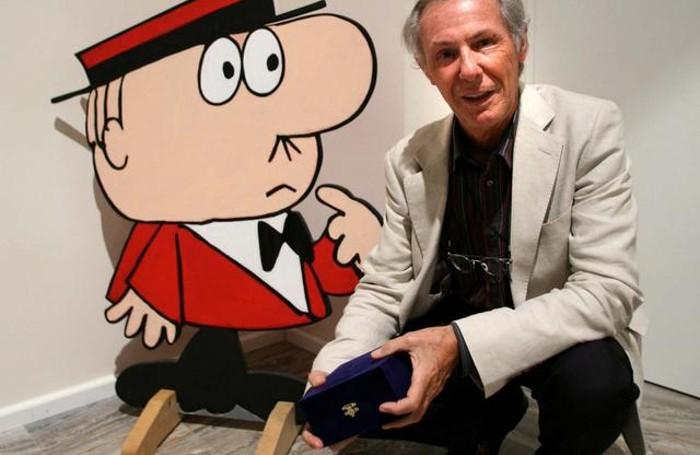 Bruno Bozzetto e il Signor Rossi