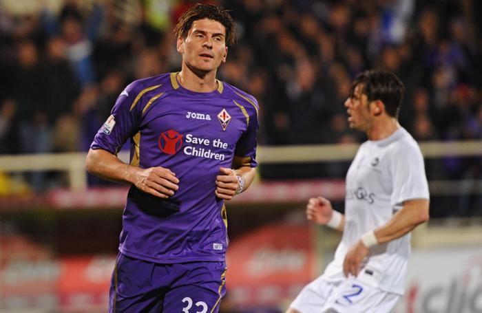 Mario Gomez, protagonista del match