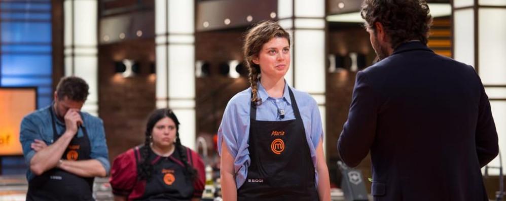 Masterchef tra dolci e fashion Riuscirà Maria a restare in corsa?