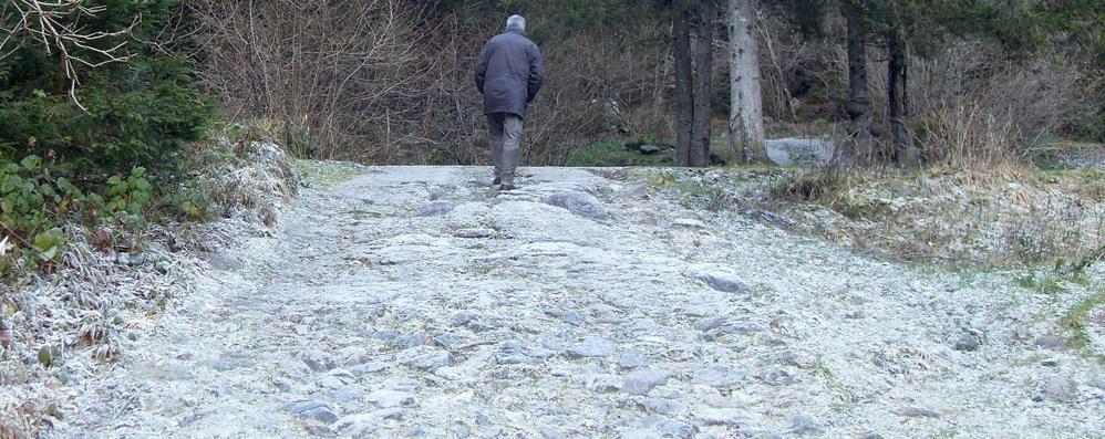 Mercoledì torna il maltempo  Attesa neve sulle Orobie