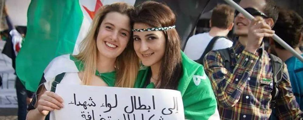 Non passarono dalle frontiere ufficiali «Greta e Vanessa irregolari in Siria»