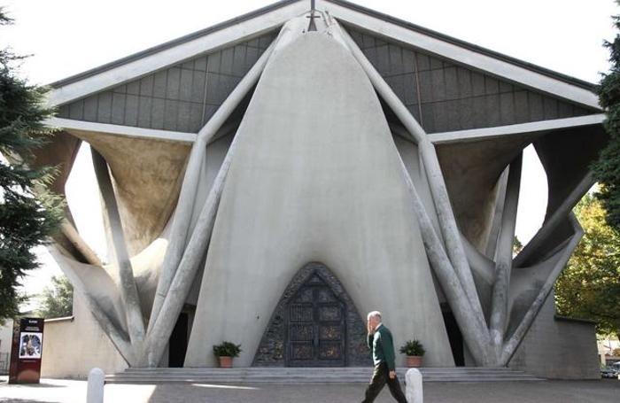 La chiesa «nuova» di Longuelo