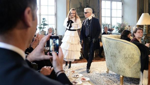 Chanel sfilerà a Roma con Metiers d'Arts