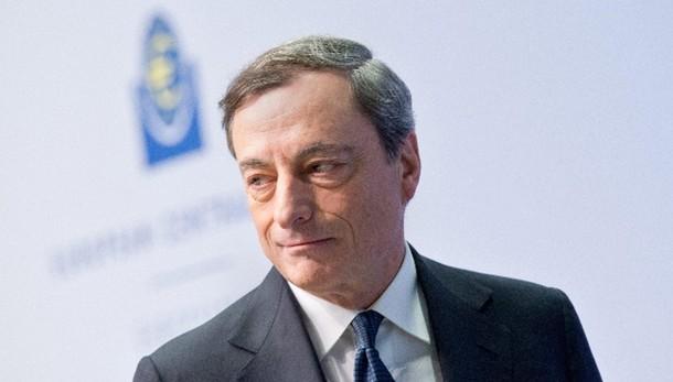 Draghi, QE da 60 mld euro al mese