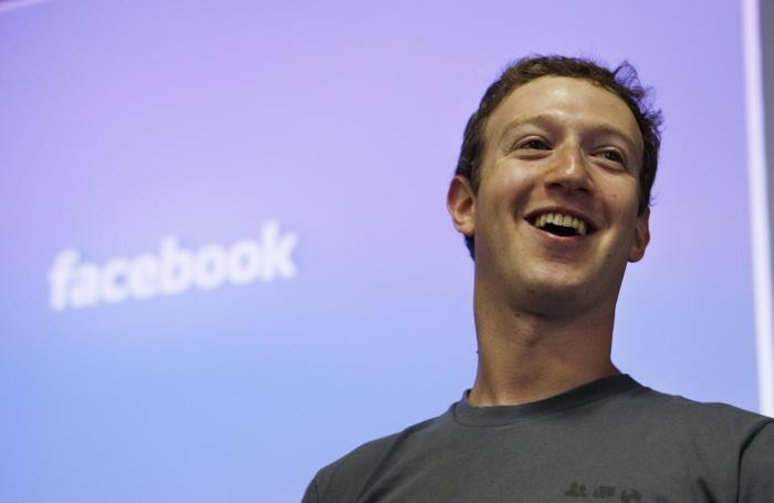 Mark Zuckerberg, boss di Facebook
