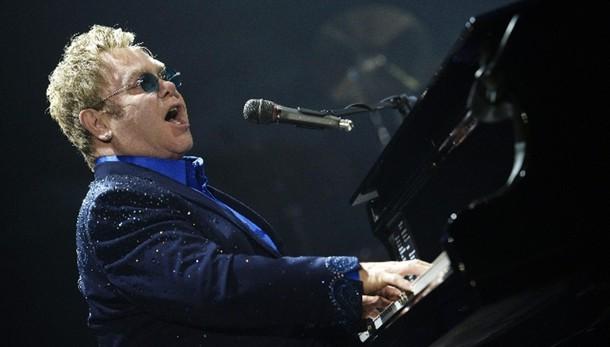 Elton John a Caracalla il 12 luglio