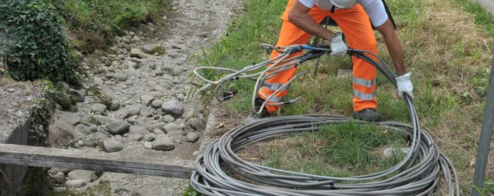 Furto di cavi sulla Seriate-Cavernago Combattere i ladri? Si pensa all'alluminio